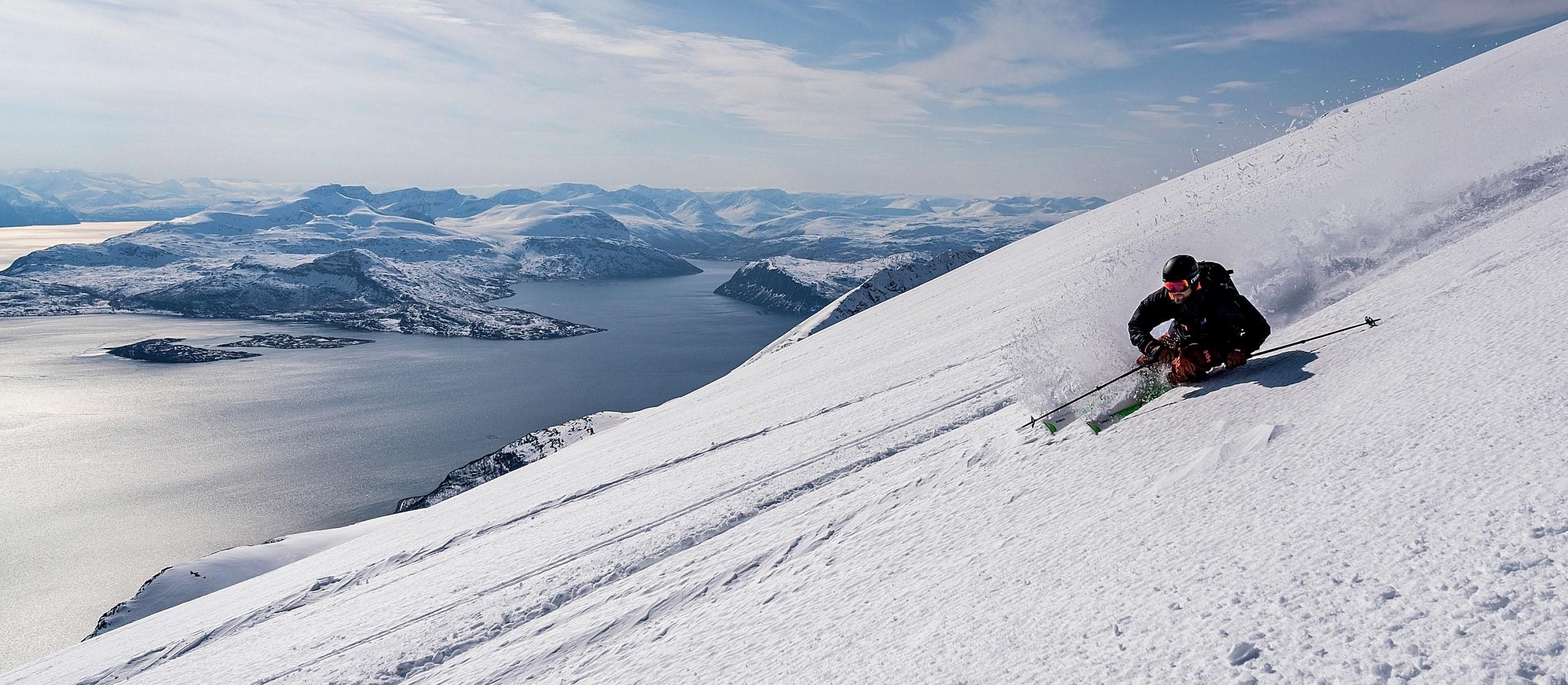 Finnmark-ski-touring