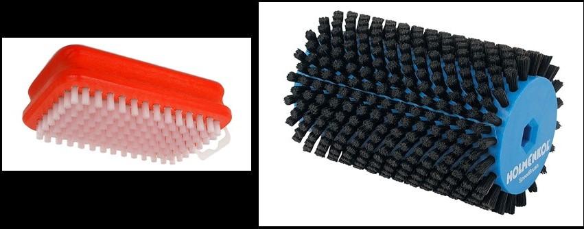 scialpinismo-spazzole morbide